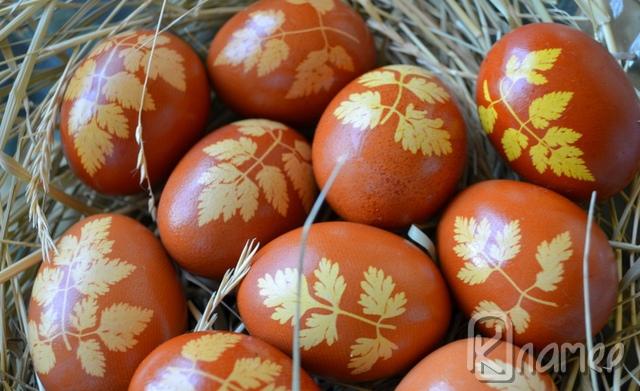 Мраморни яйца
