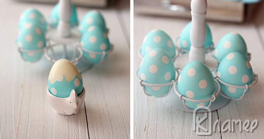 Полка яйца