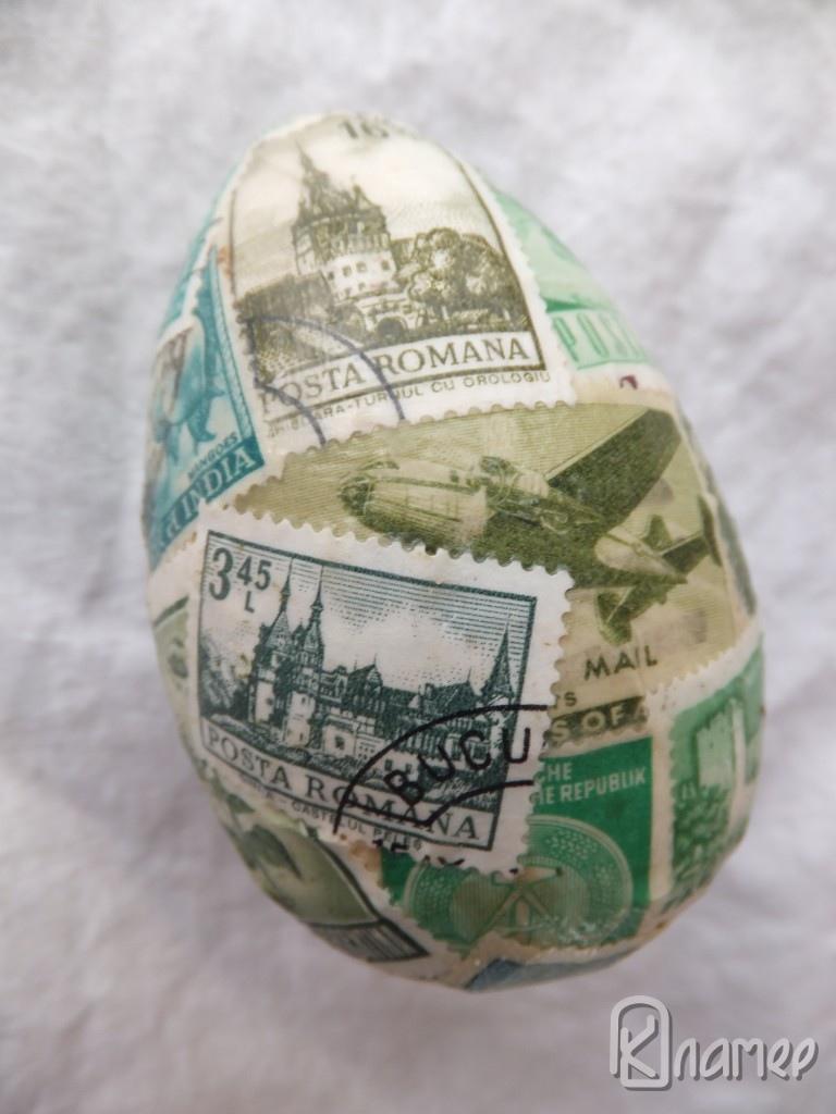 Пощенски яйца